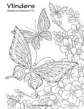Vlinders Kleurboek voor Volwassenen 1 & 2