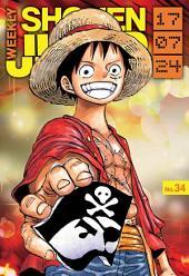 Weekly Shonen Jump 07/24/2017
