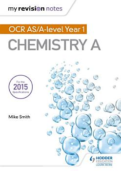 My Revision Notes  OCR AS Chemistry A Second Edition PDF