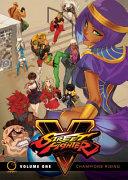 Street Fighter V Volume 1: Champions Rising
