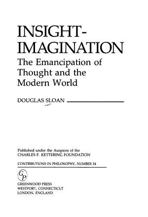 Insight imagination