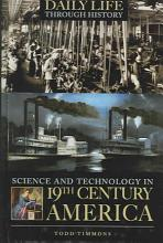 Science and Technology in Nineteenth century America PDF