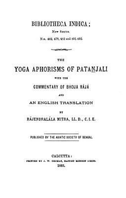 The Yoga Aphorisms of Patanjali PDF