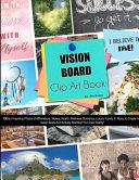 Vision Board Clip Art Book