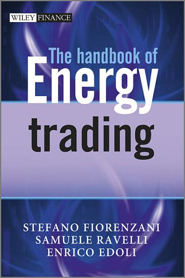 The Handbook of Energy Trading PDF