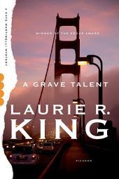 A Grave Talent: A Novel