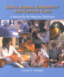 Small Animal Emergency and Critical Care PDF