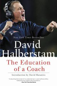 The Education of a Coach Book