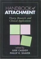 Handbook of Attachment PDF