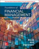 Ise Foundations of Financial Management