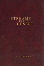 Contemporary Classic/Streams in the Desert