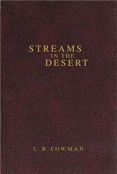 Contemporary Classic/Streams in the Desert