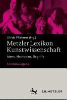 Metzler Lexikon Kunstwissenschaft PDF