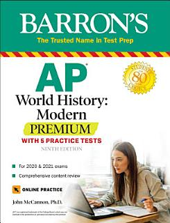 AP World History  Modern Premium Book