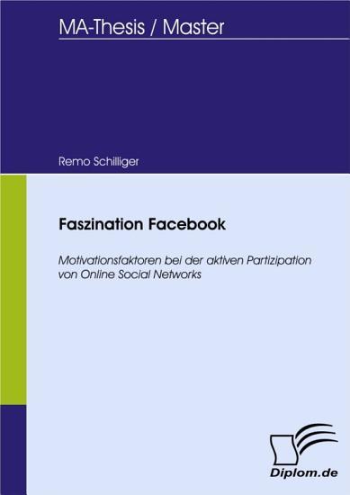 Faszination Facebook PDF