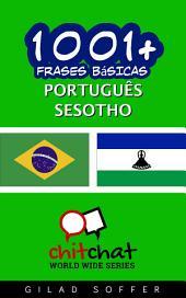 1001+ Frases básicas português - Sesotho