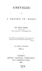 Greville: or, A season in Paris