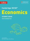 Cambridge IGCSE® Economics
