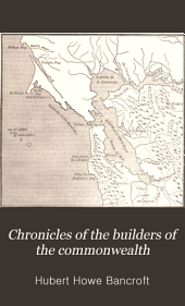 Chronicles of the Builders of the Commonwealth: Historical Character Study, Volume 1
