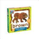 The World of Eric Carle   Brown Bear  Brown Bear  What Do You See  Puzzle Squares PDF