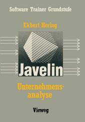 Unternehmensanalyse mit Javelin: Eine Einführung mit Fallbeispielen