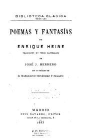Poemas y fantasías