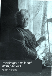 Housekeeper's guide and family physician