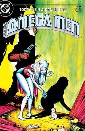 The Omega Men (1983-) #32