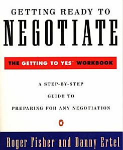 Getting Ready to Negotiate Book