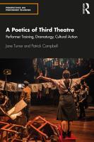 A Poetics of Third Theatre PDF