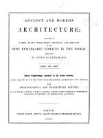 Ancient and Modern Architecture PDF