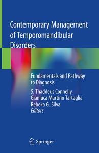 Contemporary Management of Temporomandibular Disorders PDF
