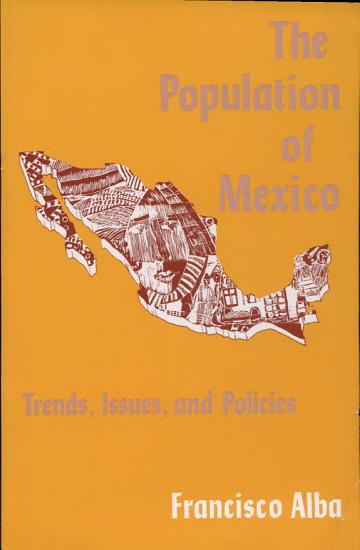 The Population of Mexico PDF