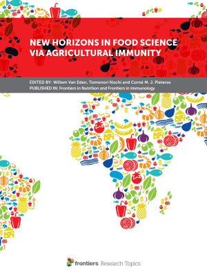 New Horizons in Food Science via Agricultural Immunity PDF