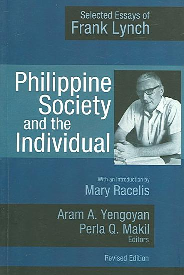 Philippine Society and the Individual PDF
