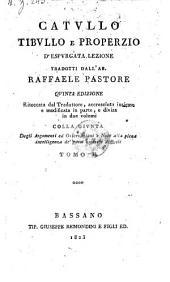 (Opere) d'espurgata lezione, trad. da Raffaele Pastore. Quinta edizione: Volume 2