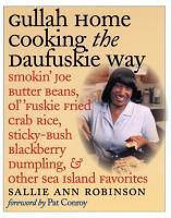 Gullah Home Cooking the Daufuskie Way PDF