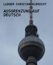 Ausgrenzung auf Deutsch