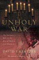 Unholy War PDF