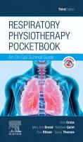 Respiratory Physiotherapy E Book PDF
