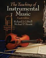 Teaching of Instrumental Music PDF