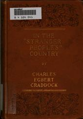 "In the ""Stranger People's"" Country: A Novel"
