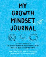 My Growth Mindset Journal PDF