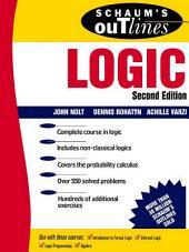 Schaum's Outline of Logic: Edition 2
