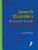 Speech Disorders Book PDF