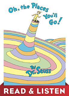 Oh  the Places You ll Go  Read   Listen Edition Book