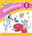Jolly Phonics Workbook 5 PDF