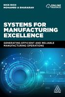 Systems for Manufacturing Excellence PDF