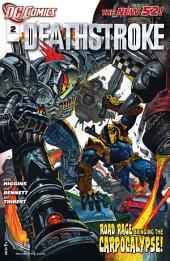 Deathstroke (2012-) #2