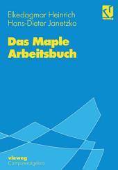 Das Maple Arbeitsbuch